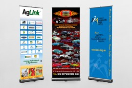 Graphic Design - Banners