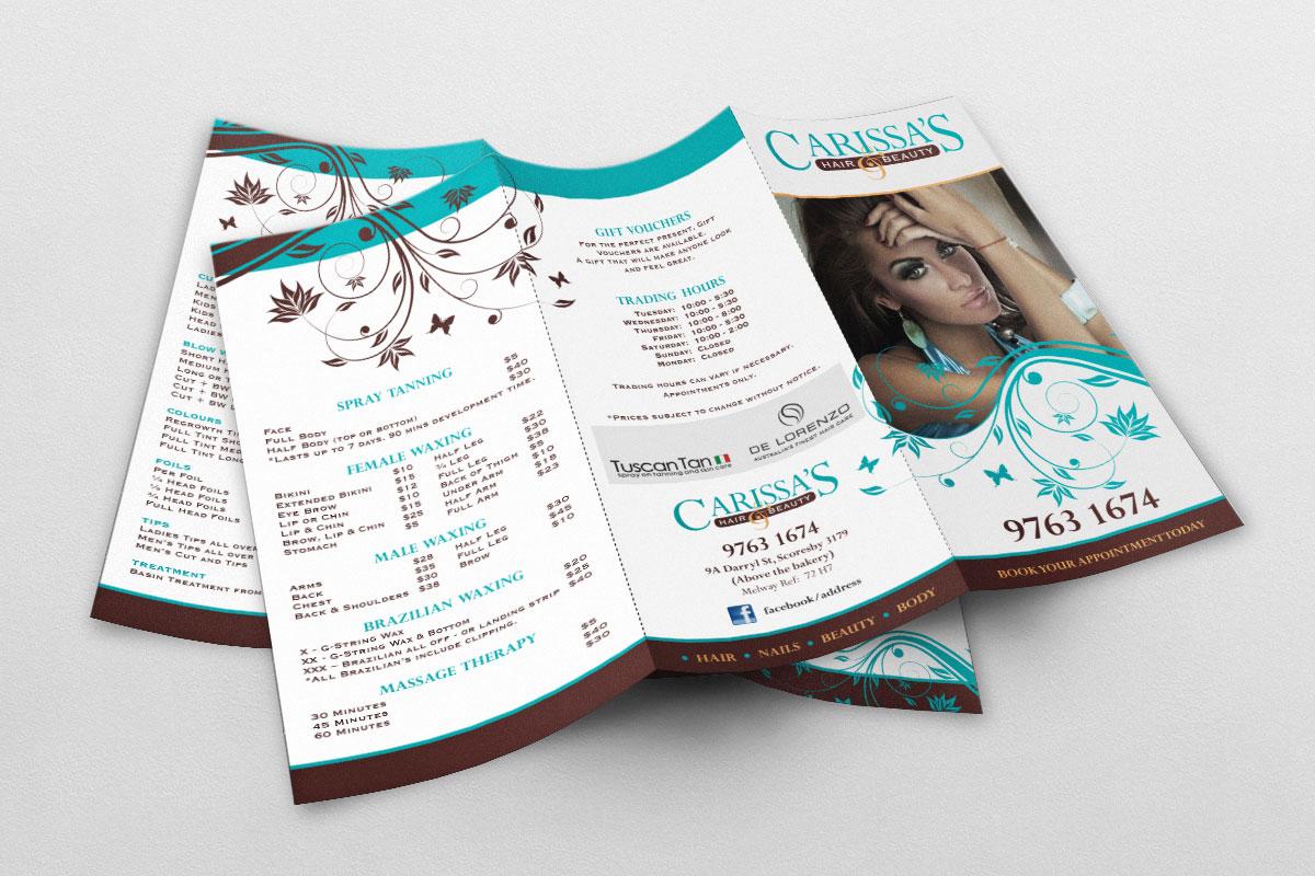 Graphic Design - Brochures